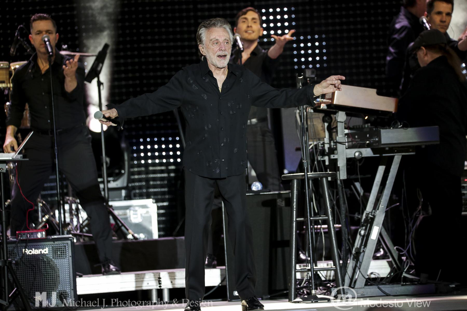 Frankie Valli Concert Image