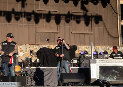 Hank Williams Jr + Moonshine Bandits09