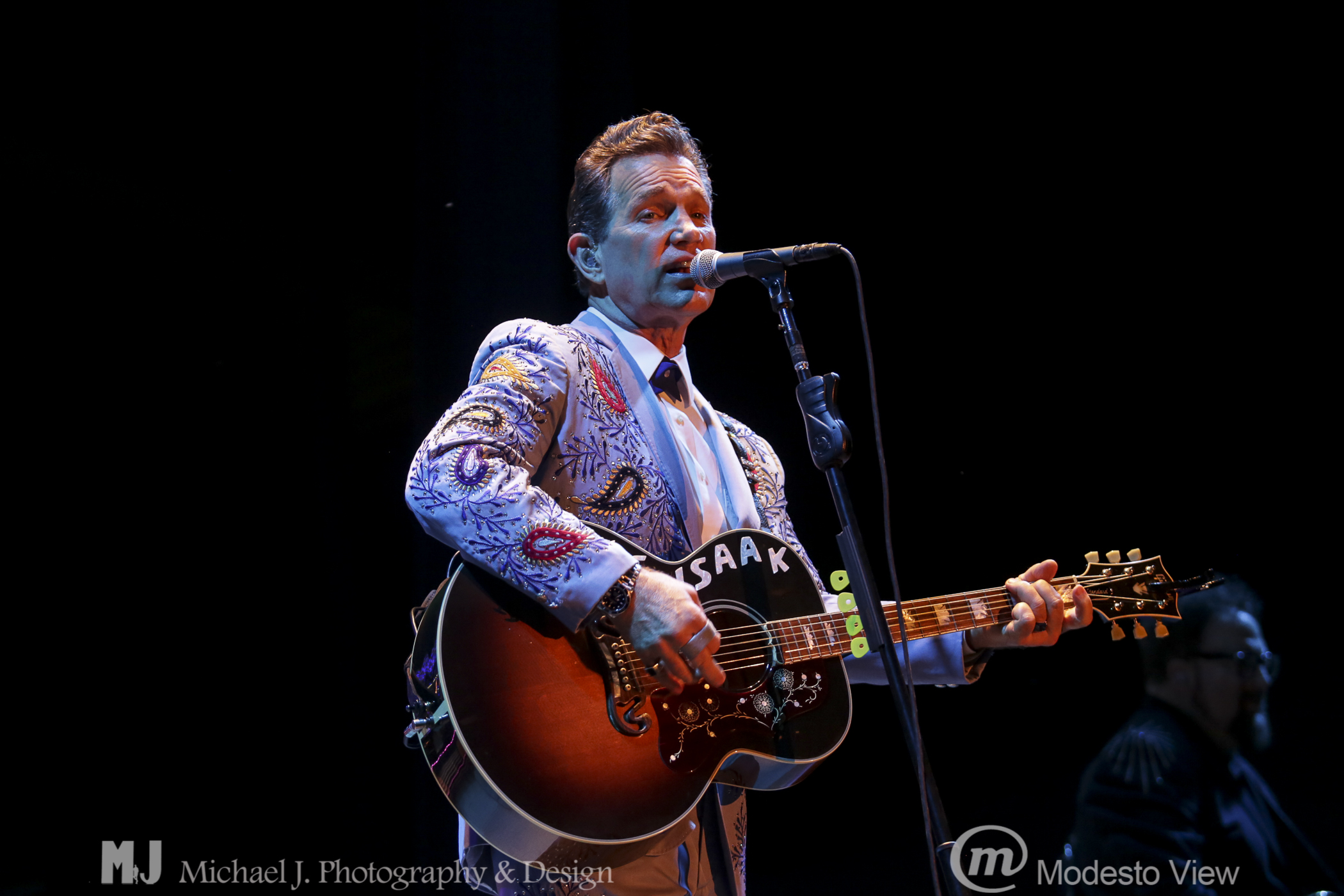 Chris Issac Concert image